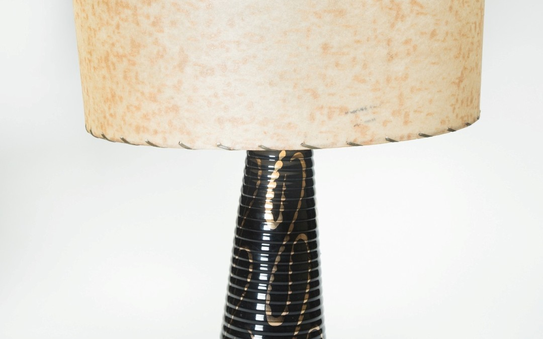SOLD – Mid-Century Lamps